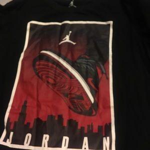 Nike/ Jordan tee shirt